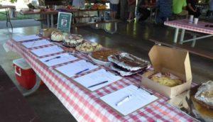 Dem picnic - dessert contest